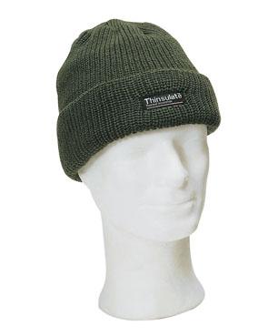 d48b1220063 Čepice pletená Thinsulate zelená MIL-TEC