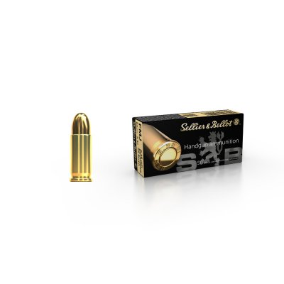 SELLIER BELLOT 6,35 BROWNING  .25 AUTO  FMJ 3,30g 50ks