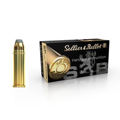 SELLIER BELLOT .38 SPECIAL SP 10,25g 50ks