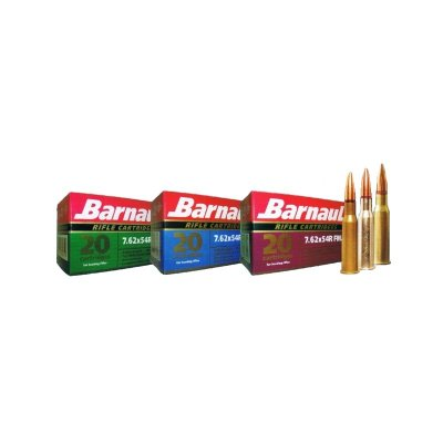 BARNAUL 7,62x54R SP 13,2g 20ks