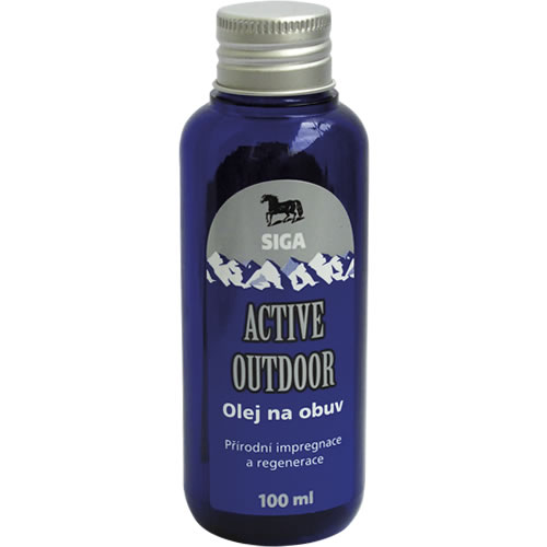 Olej ACTIVE OUTDOOR na obuv 100ml